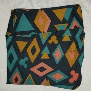Lularoe DISNEY TC2 Mickey